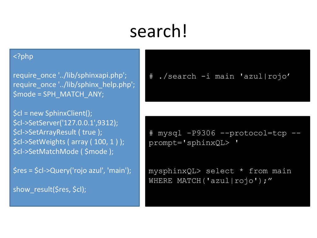search!  <?php    require_once '../...
