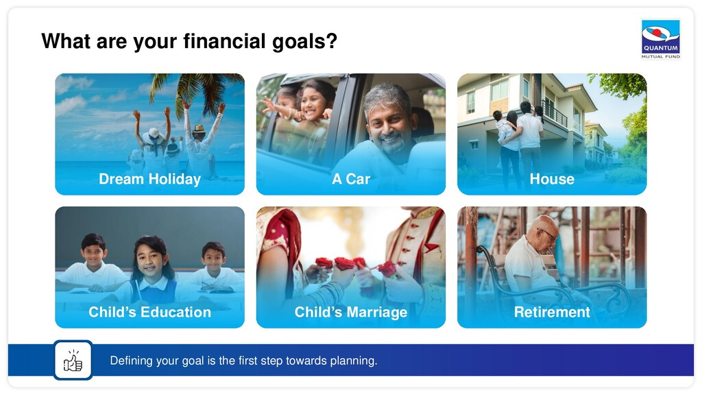 A Car What are your financial goals? Defining y...