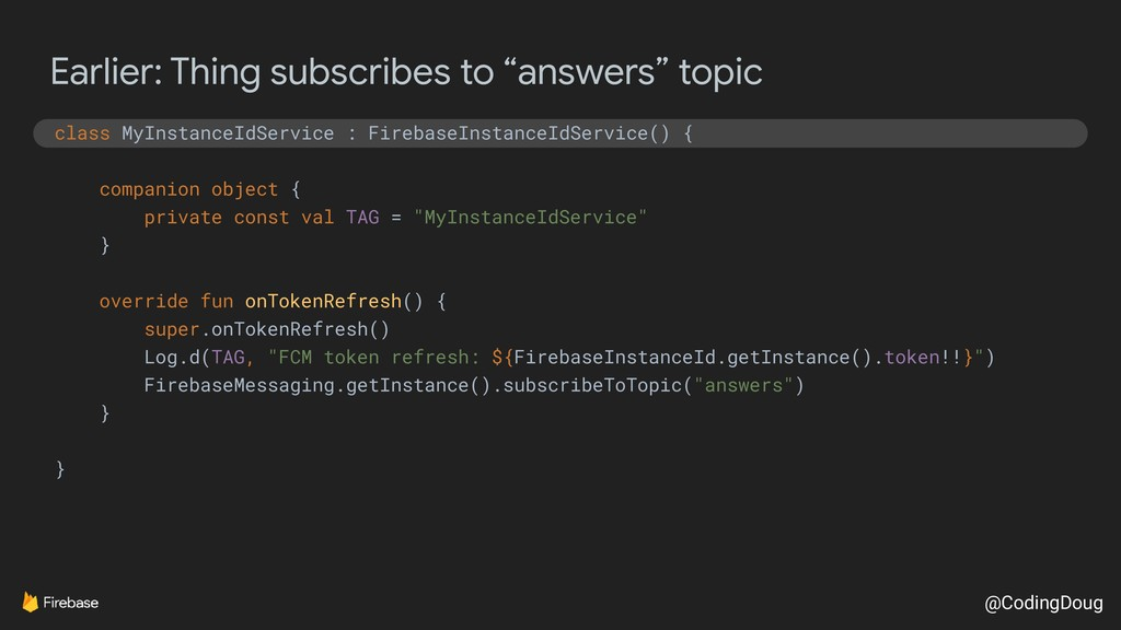"""@CodingDoug Earlier: Thing subscribes to """"answe..."""