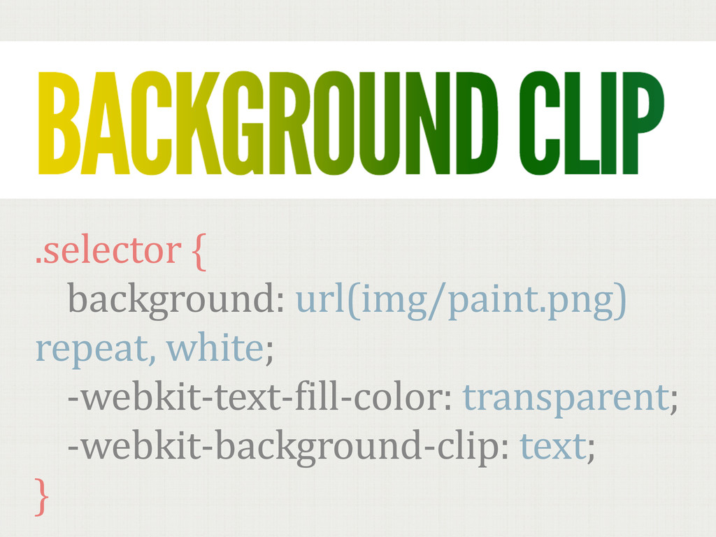 .selector {   background: url(img/pain...