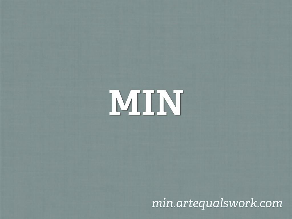 MIN min.artequalswork.com