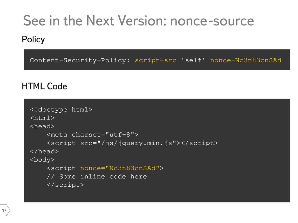 17 <!doctype html> <html> <head> <meta charset=...