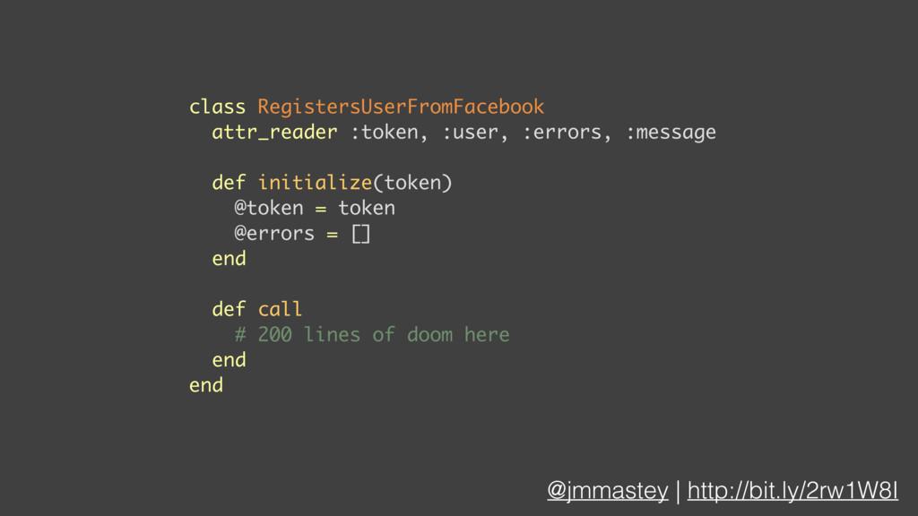 @jmmastey | http://bit.ly/2rw1W8I class Registe...