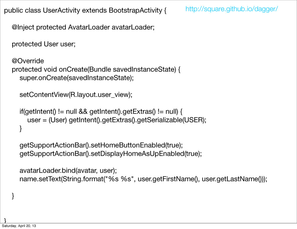 public class UserActivity extends BootstrapActi...