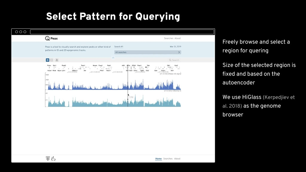 Select Pattern for Querying Initial Sampling Bi...