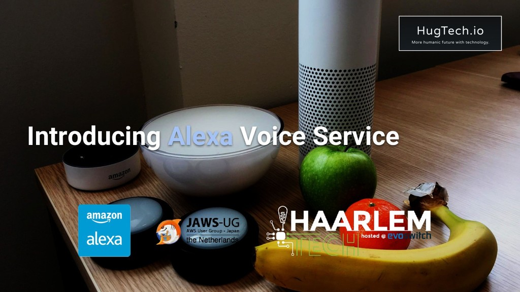 Introducing Alexa Voice Service