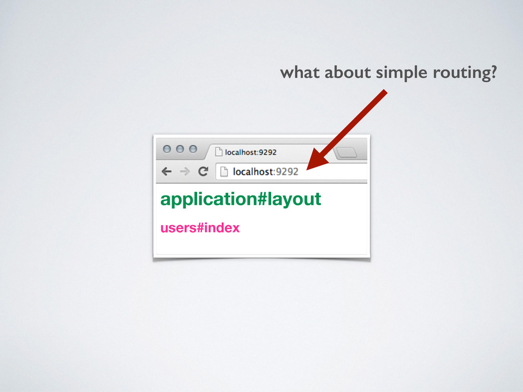 application#layout ! users#index what about sim...