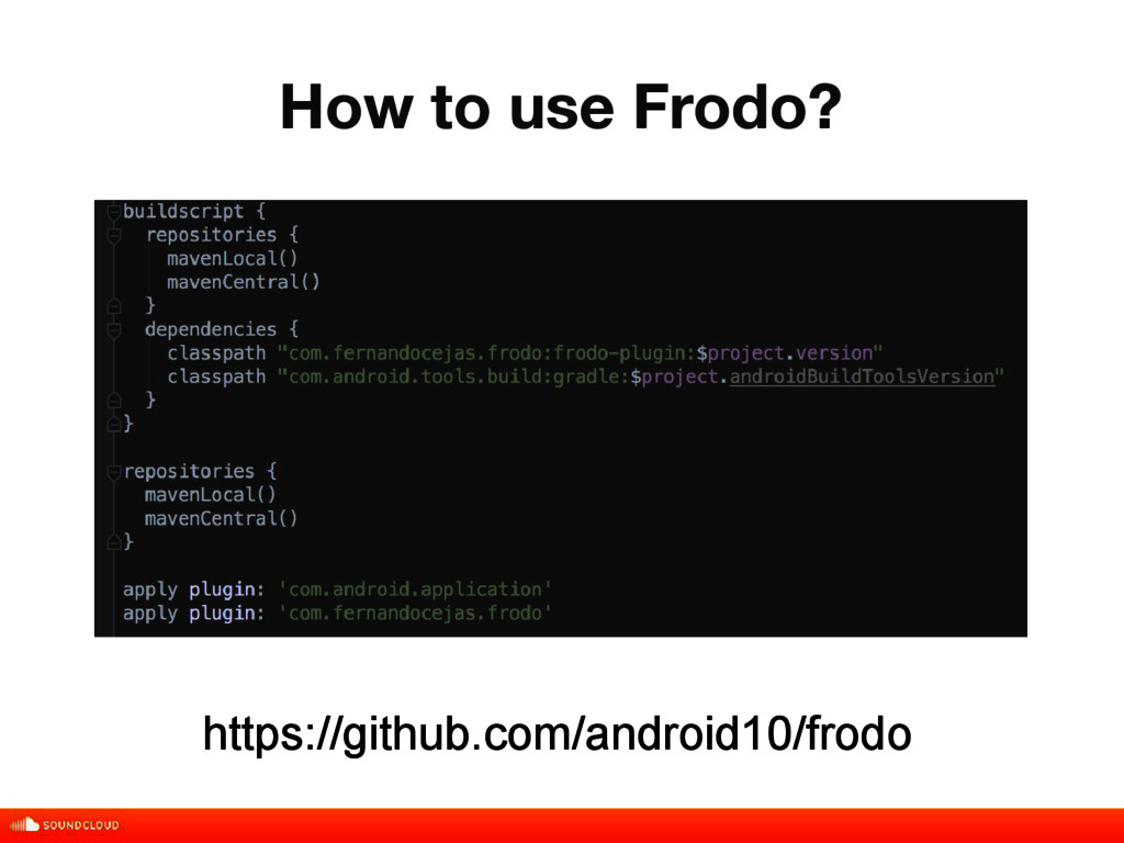How to use Frodo? title, date, 01 of 10 https:/...