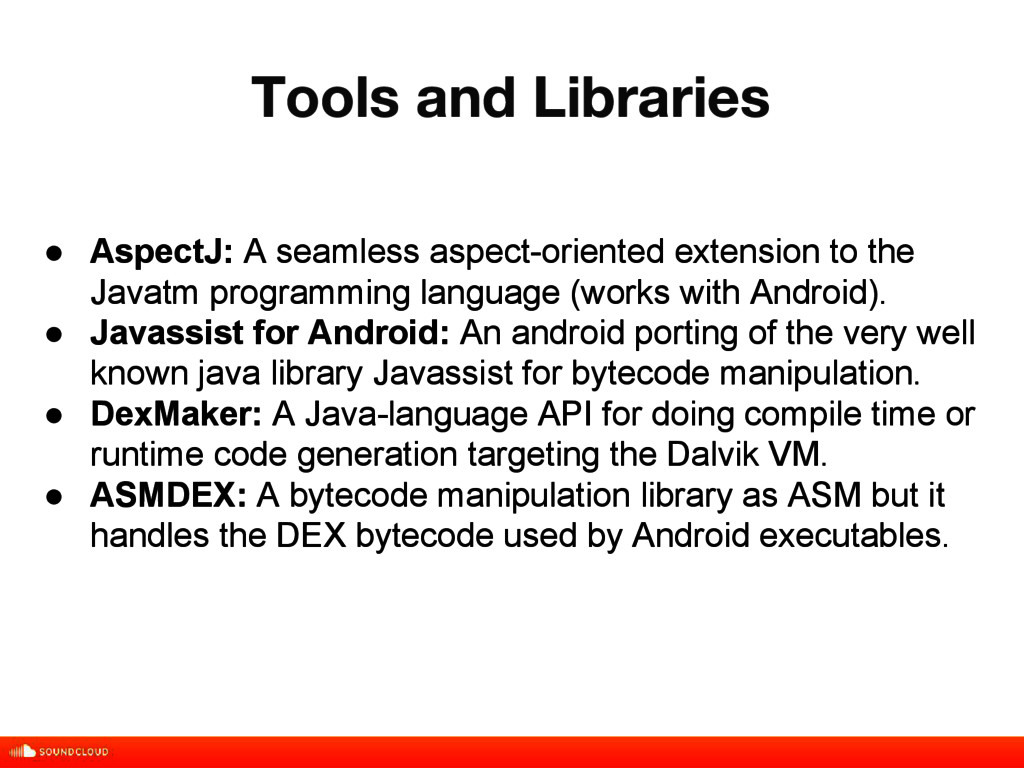 Tools and Libraries title, date, 01 of 10 ● Asp...