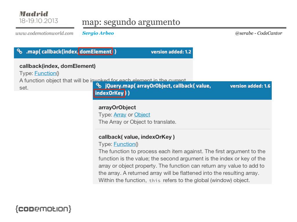 @serabe - CodeCantor Sergio Arbeo map: segundo ...