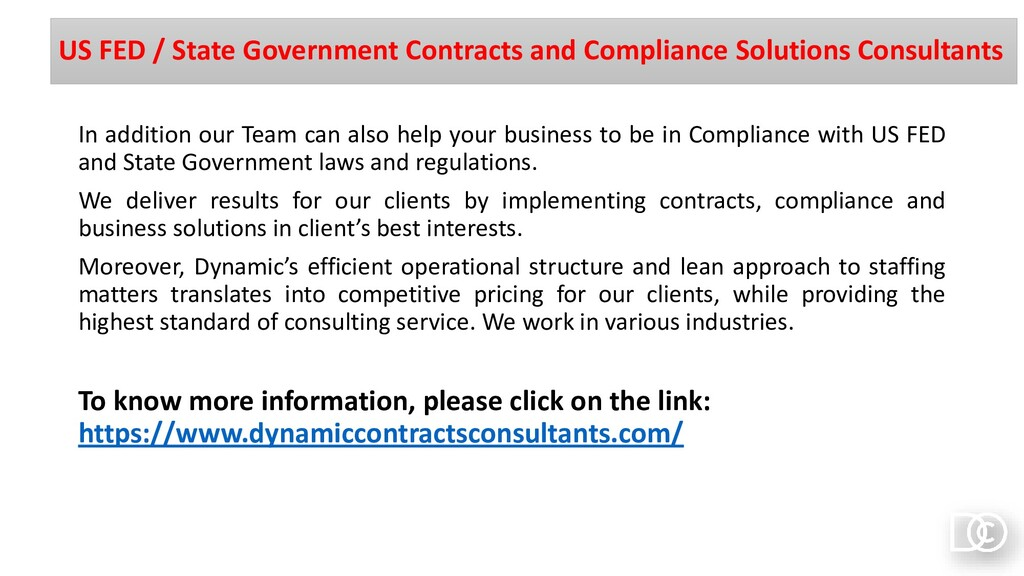 In addition our Team can also help your busines...
