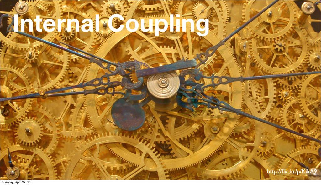 23 Internal Coupling http://flic.kr/p/KikA9 Tues...