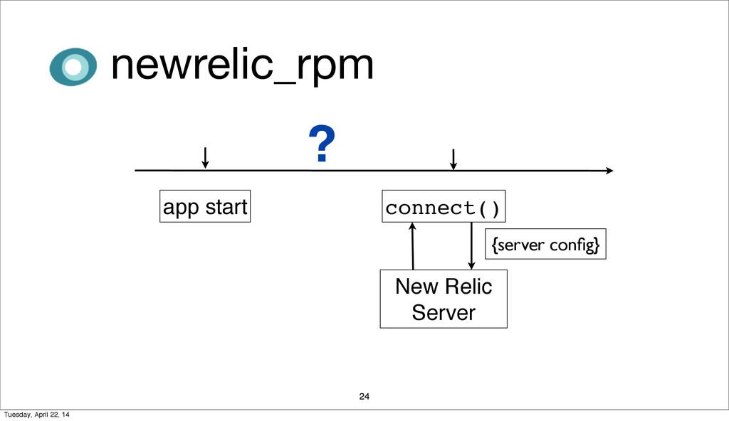 newrelic_rpm {server config} 24 app start connec...