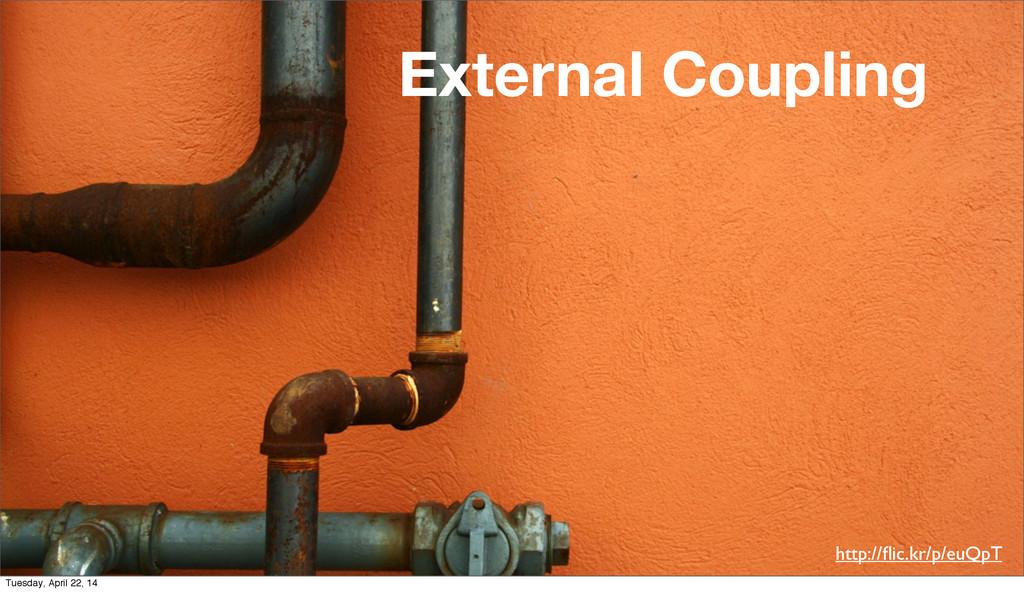 http://flic.kr/p/euQpT External Coupling Tuesday...