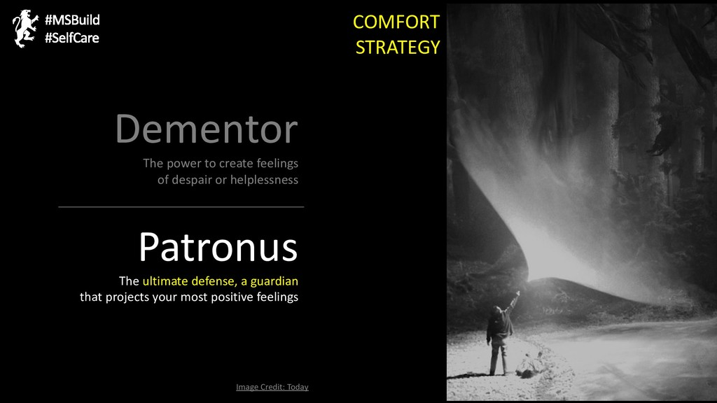 Image Credit: Today Dementor The power to creat...