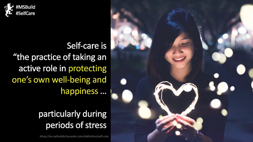 protecting one's own well-being and happiness h...