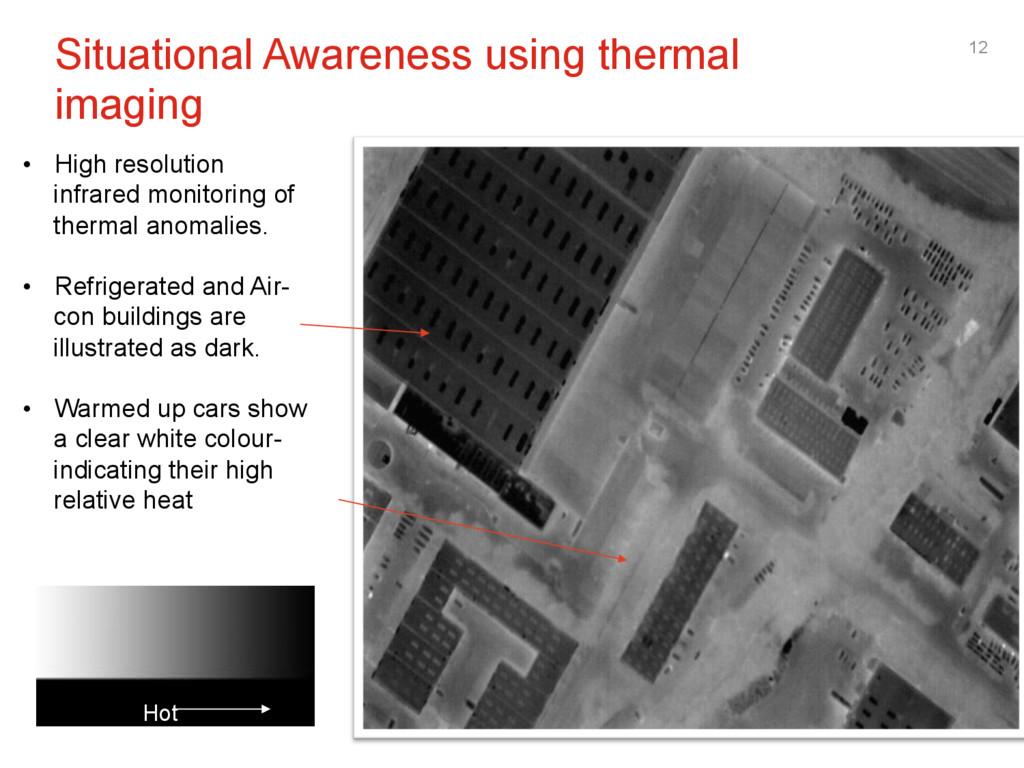 12 Situational Awareness using thermal imaging ...