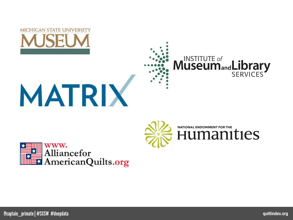 www. Alliancefor AmericanQuilts.org quiltindex....