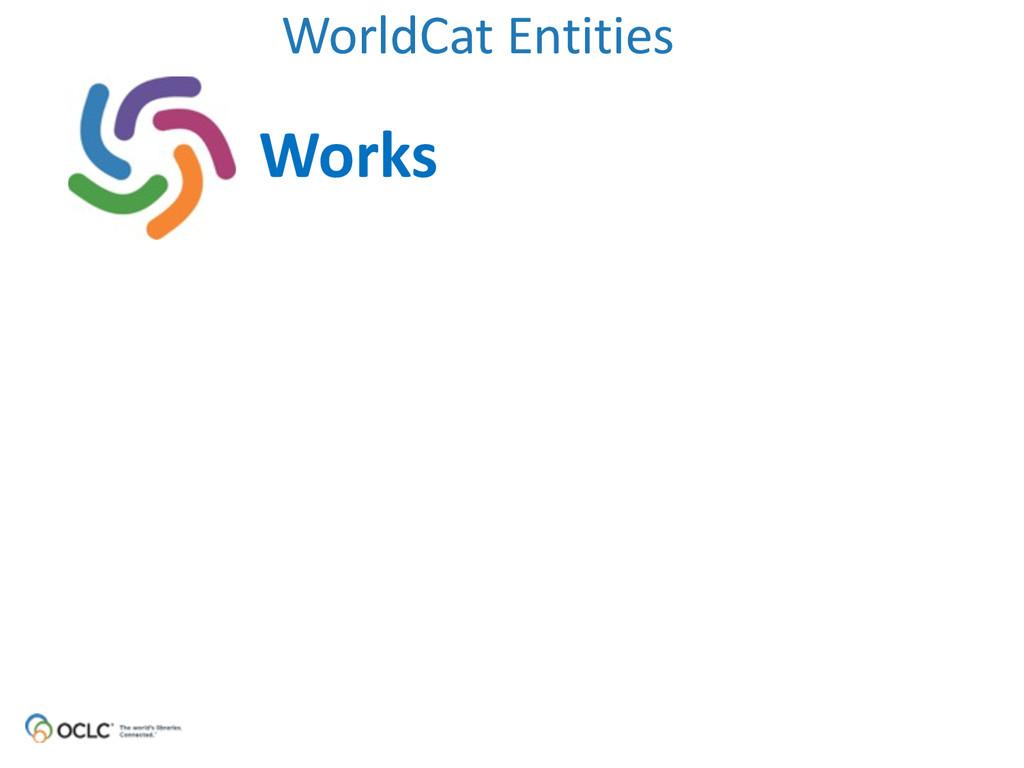 WorldCat Entities Works