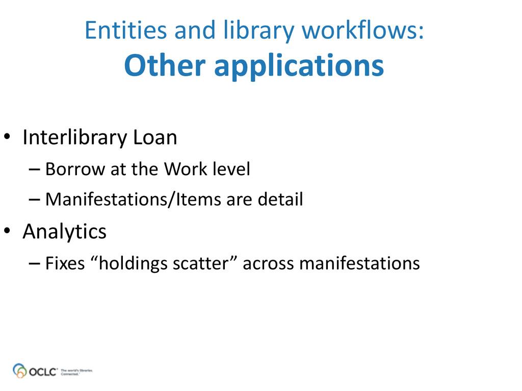 • Interlibrary Loan  – Borrow at th...