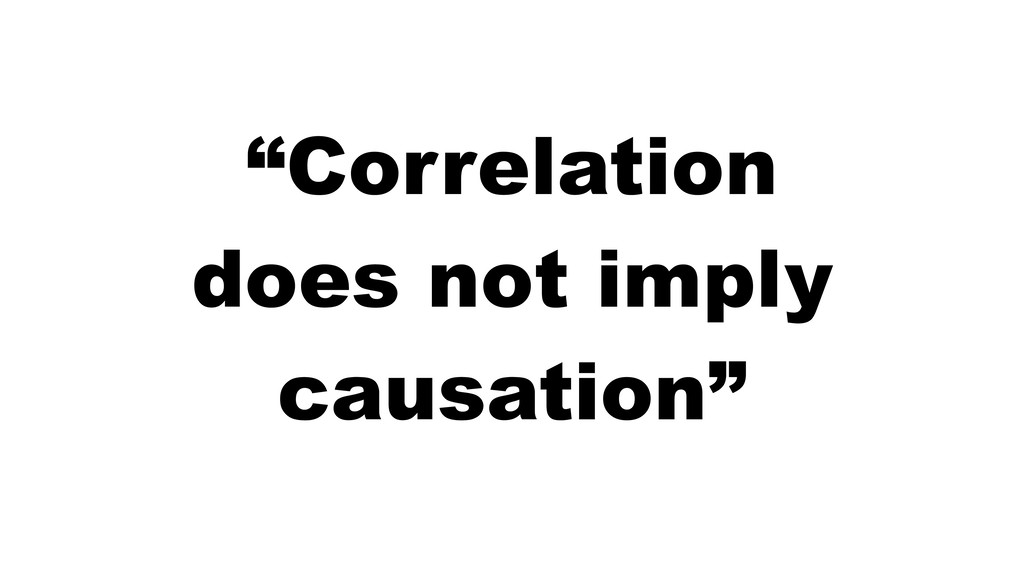 """Correlation 