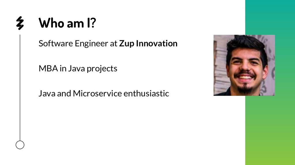 Software Engineer at Zup Innovation MBA in Java...