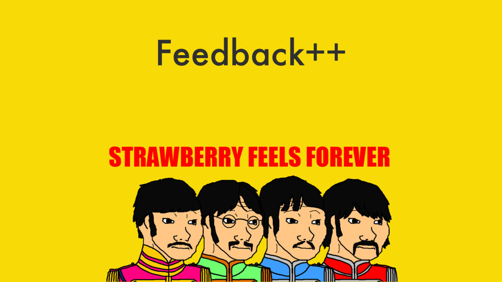 Feedback++