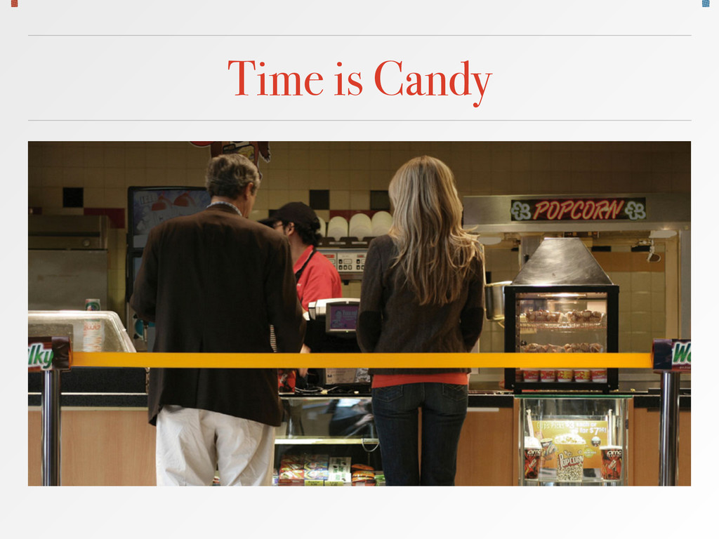 Time is Candy