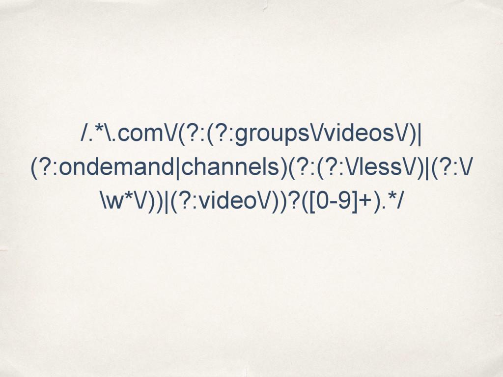 /.*\.com\/(?:(?:groups\/videos\/)| (?:ondemand|...