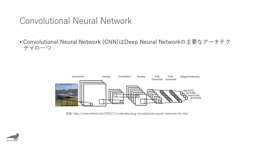 Convolutional Neural Network • Convolutional Ne...