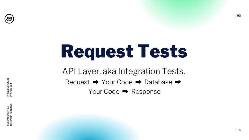 03 Request Tests API Layer. aka Integration Tes...