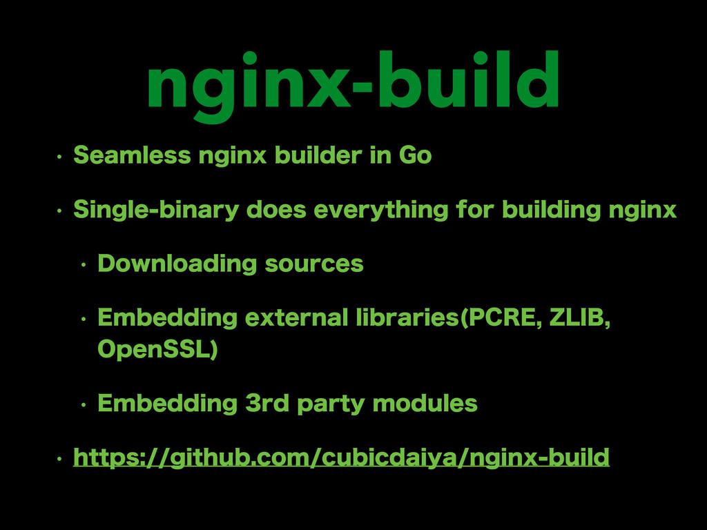 nginx-build w 4FBNMFTTOHJOYCVJMEFSJO(P w 4...