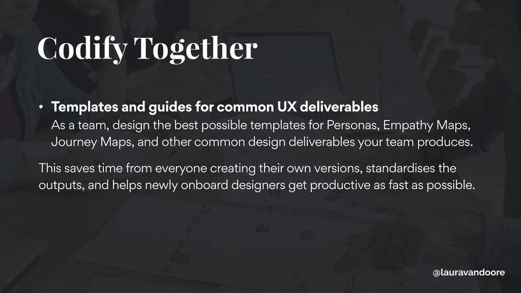 Codify Together • Templates and guides for comm...