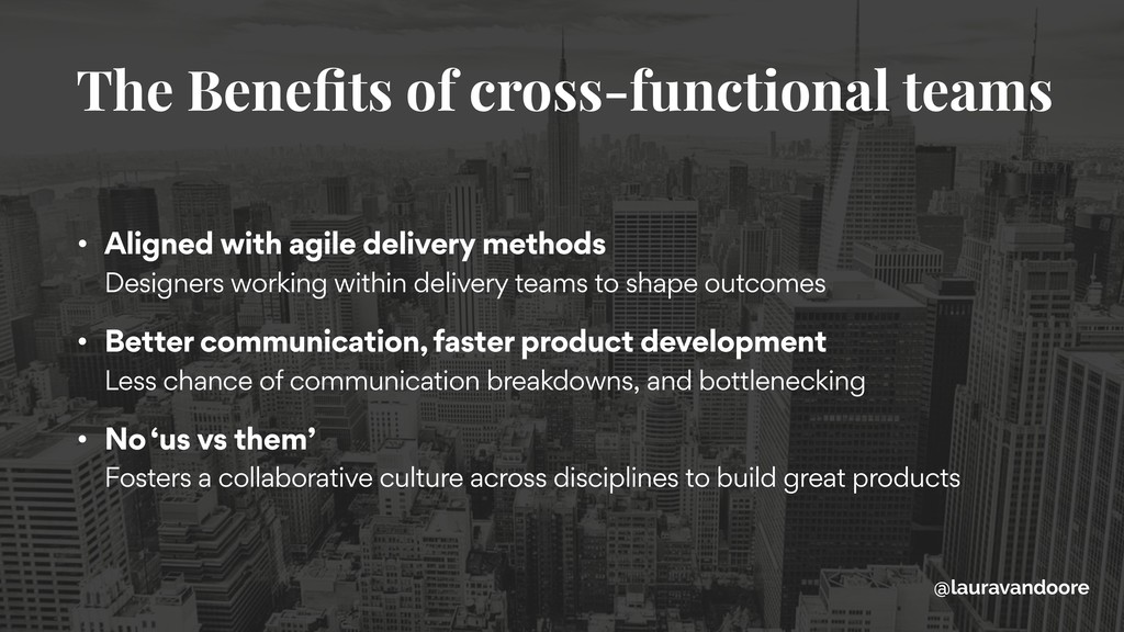 • Aligned with agile delivery methods Designer...