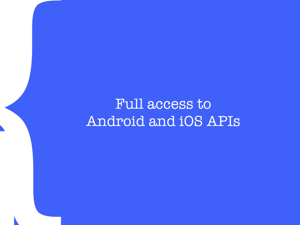 Full access to 