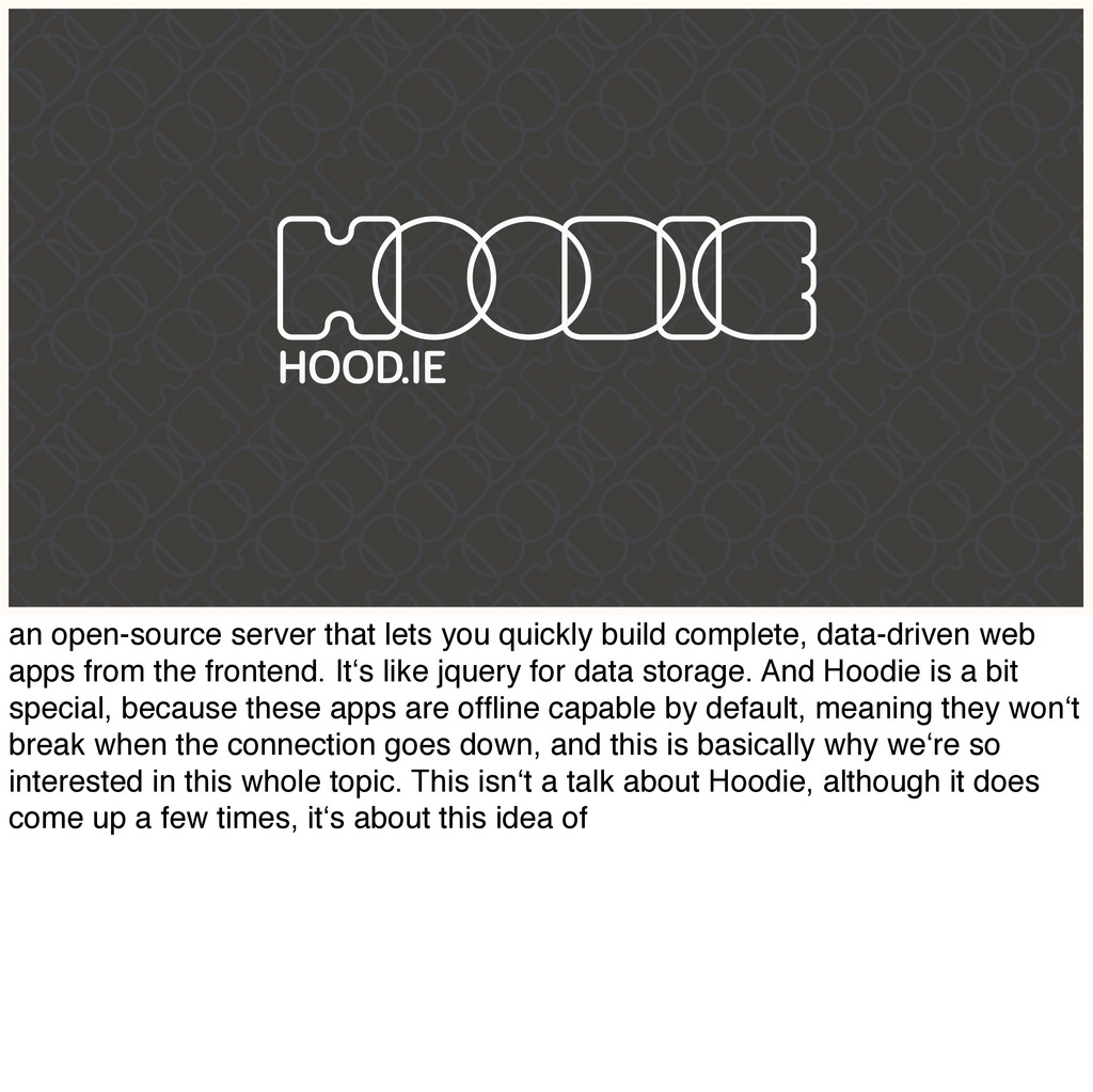 HOOD.IE an open-source server that lets you qui...