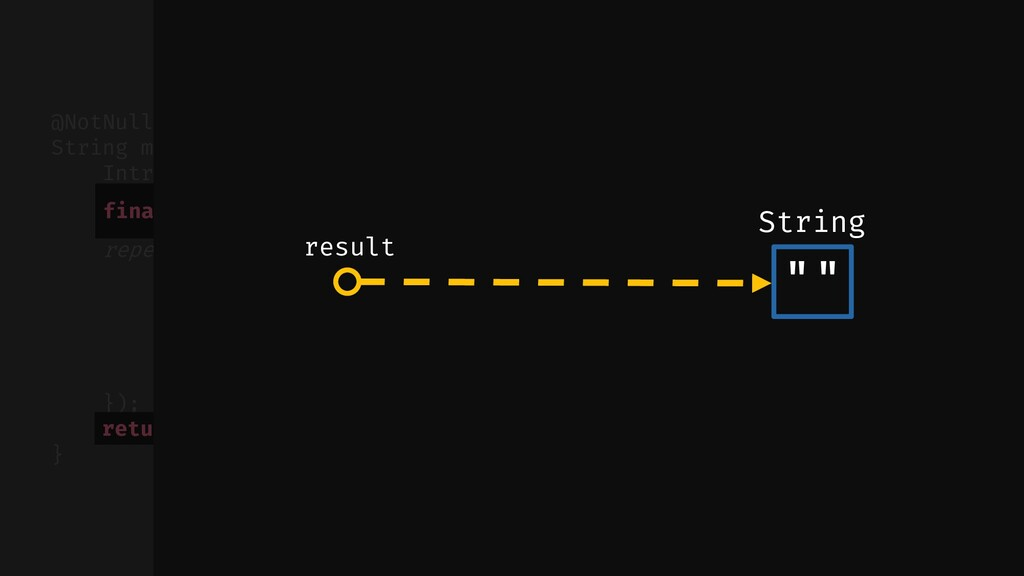 }); return (String) result.element; } @NotNull ...