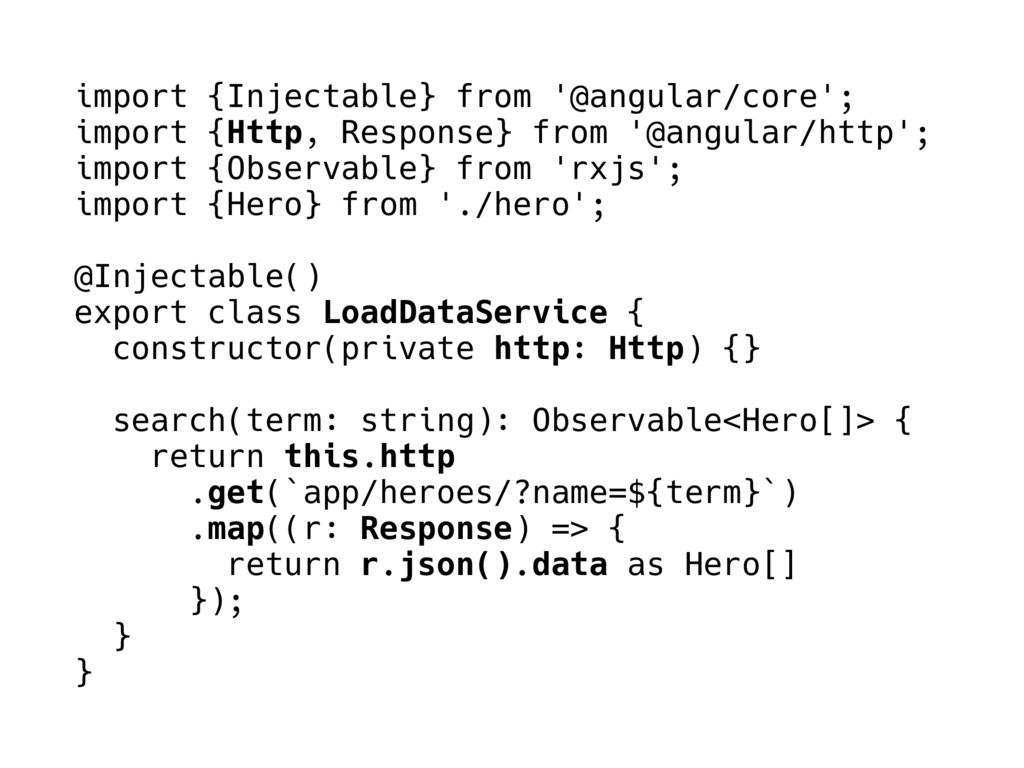 import {Injectable} from '@angular/core'; impor...