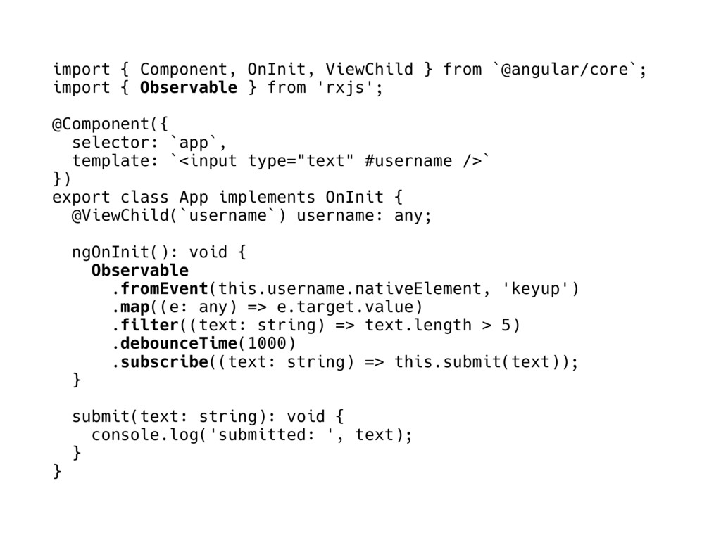 import { Component, OnInit, ViewChild } from `@...