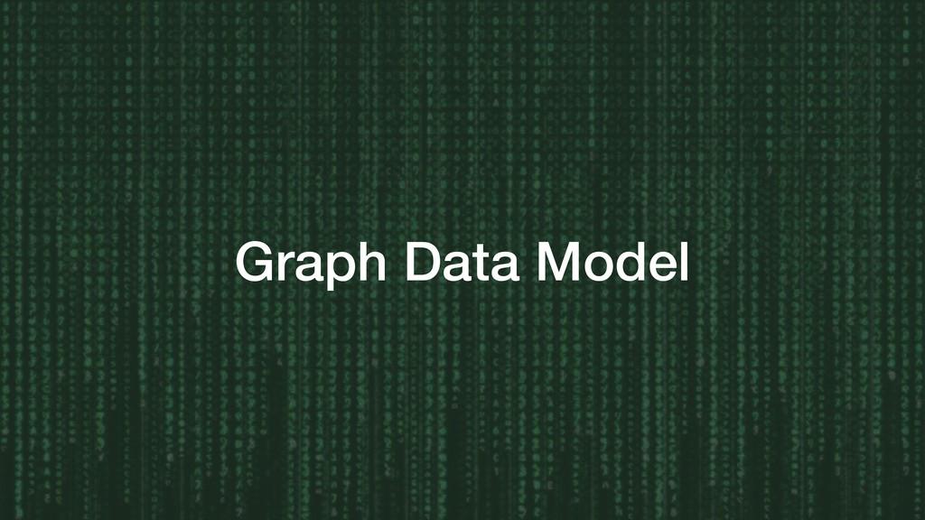 Graph Data Model