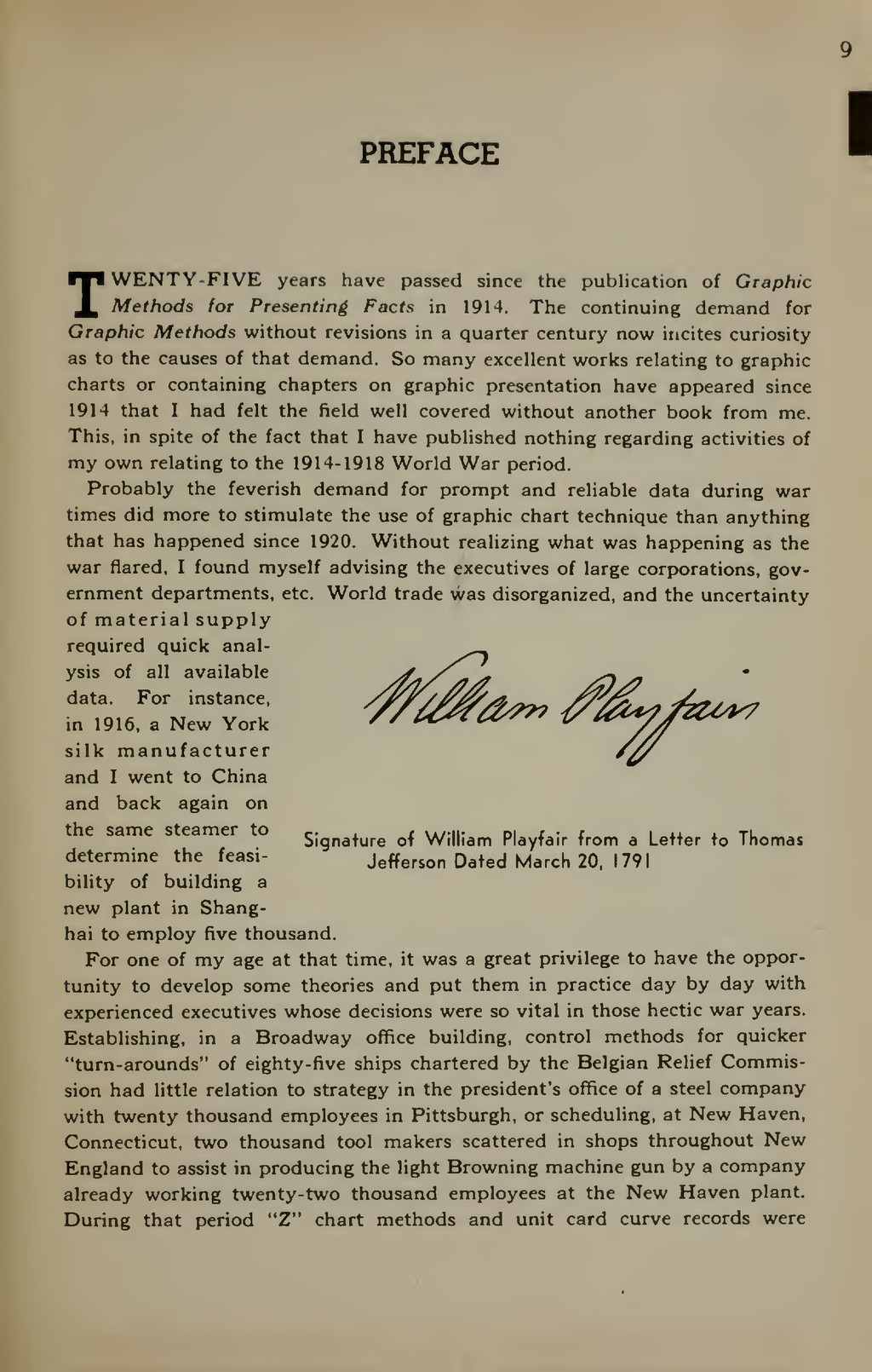 PREFACE TWENTY-FIVE years have passed since the...