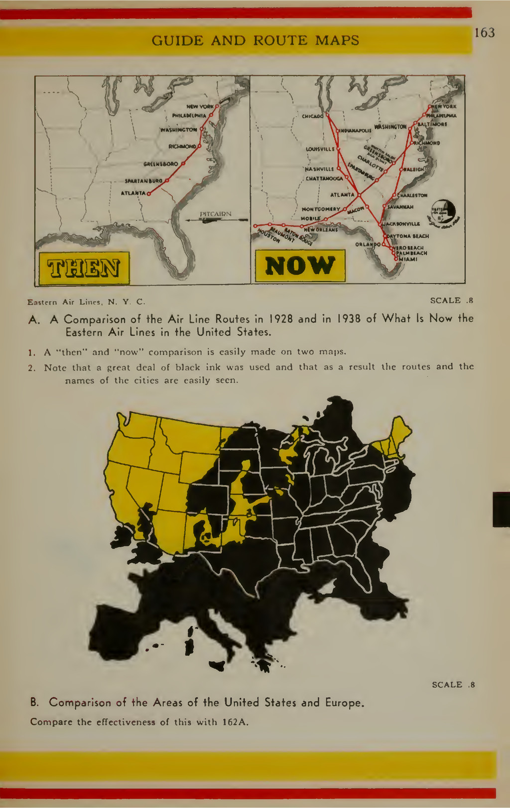 JuguSStmi GUIDE AND ROUTE MAPS 163 Eastern Air ...