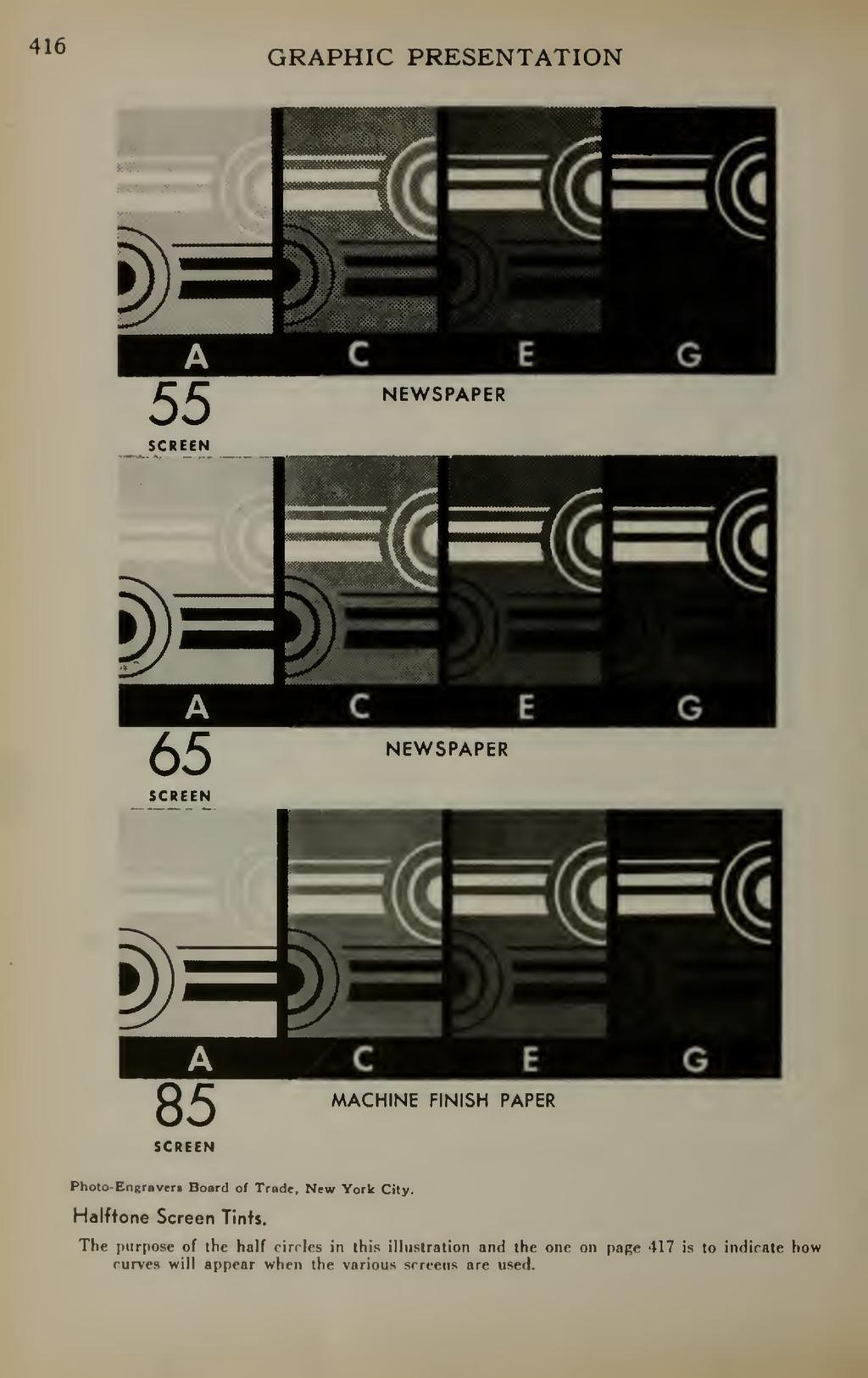 416 GRAPHIC PRESENTATION MACHINE FINISH PAPER S...