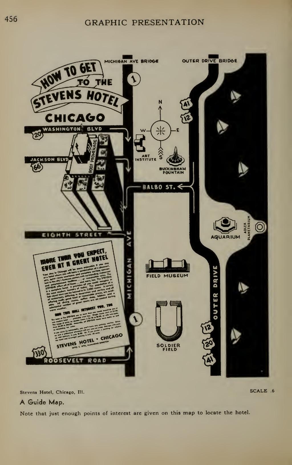 456 GRAPHIC PRESENTATION Stevrni Hotel, Chicago...