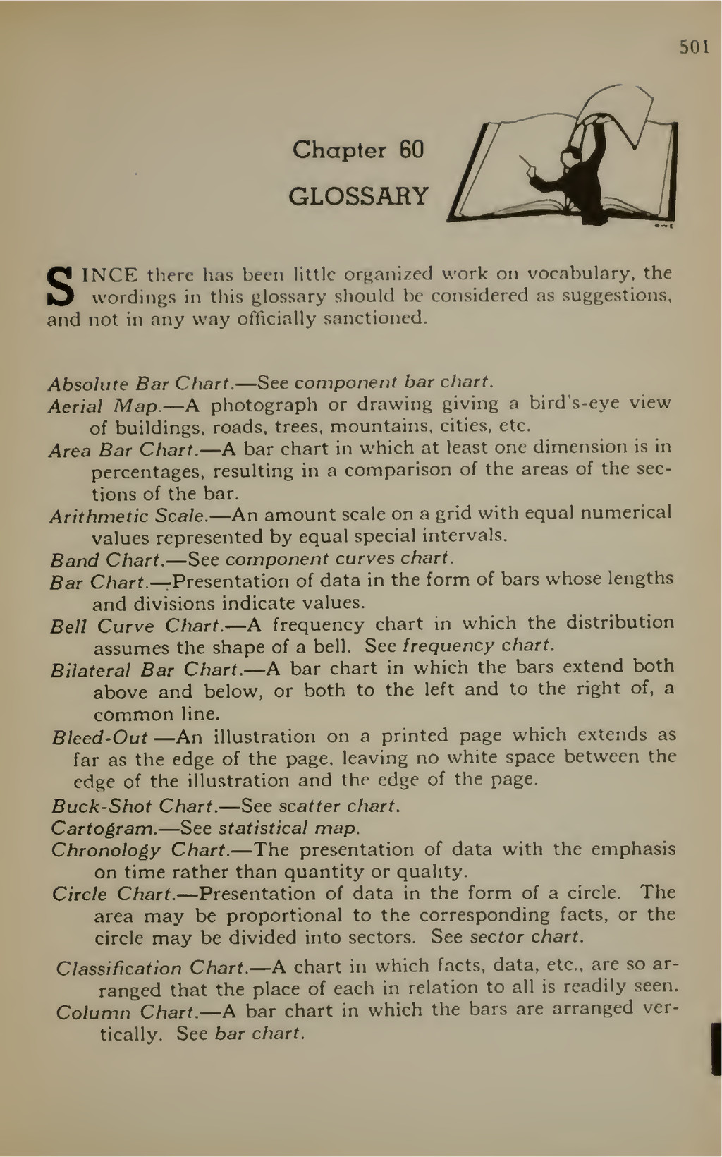 501 Chapter 60 GLOSSARY SINCE there has been li...
