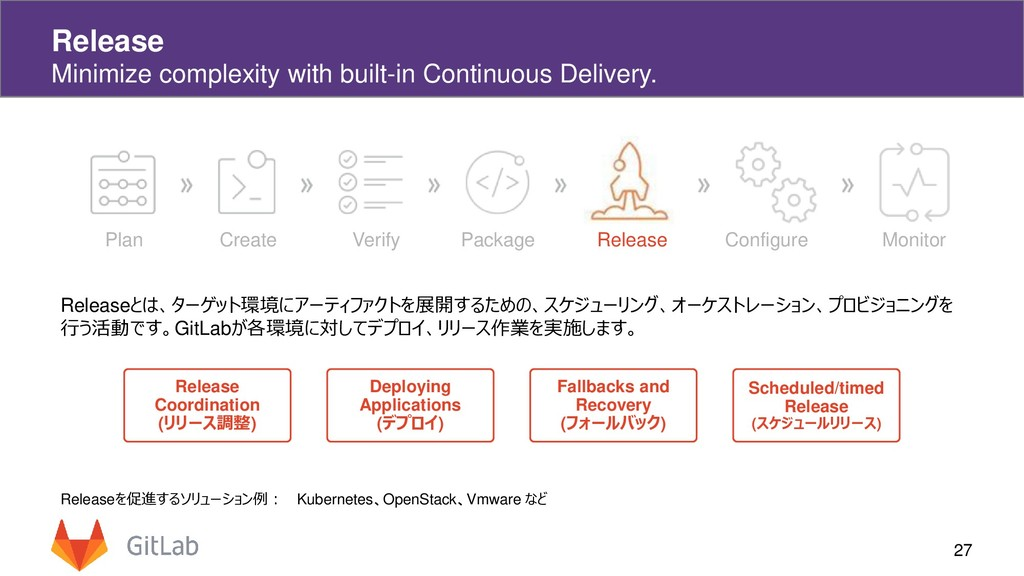 27 Release Minimize complexity with built-in Co...