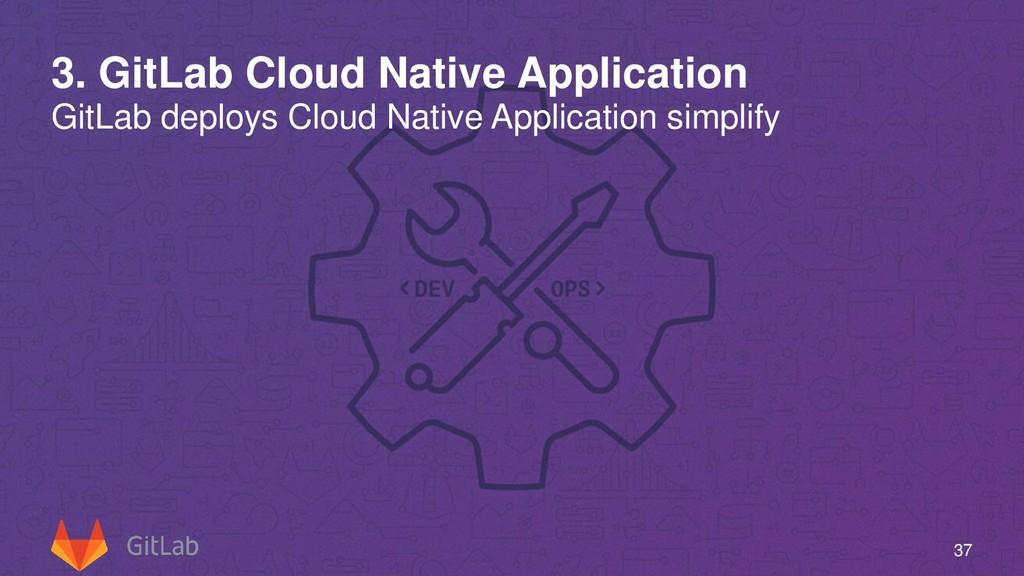 3. GitLab Cloud Native Application GitLab deplo...