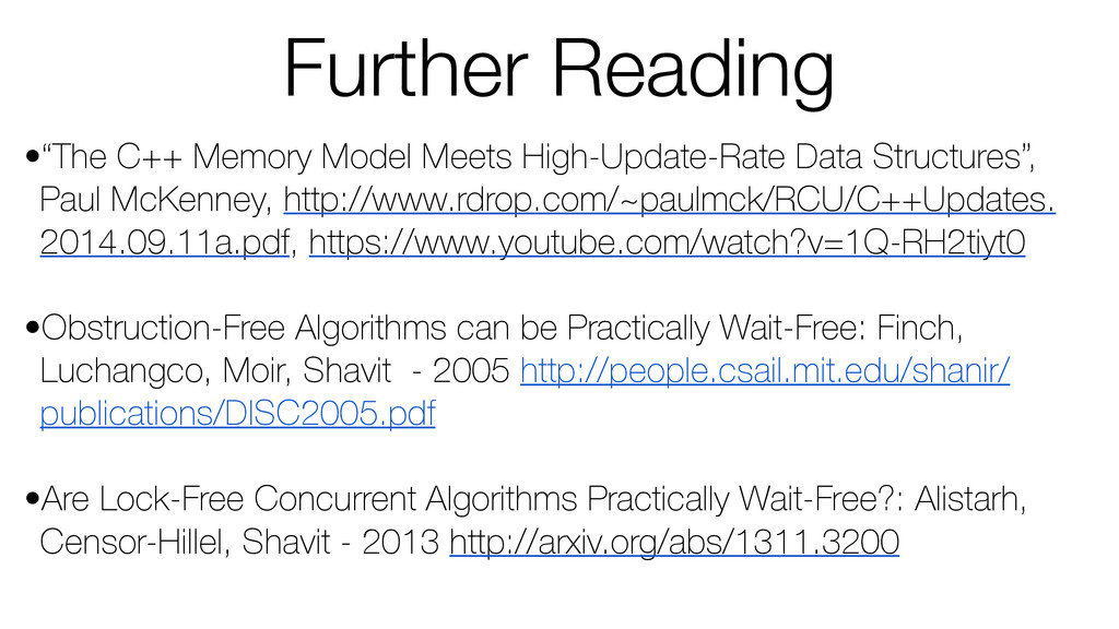 """•""""The C++ Memory Model Meets High-Update-Rate D..."""