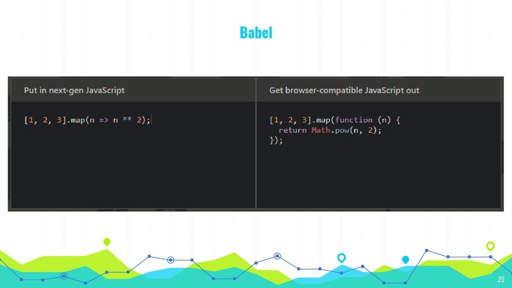 Babel 25