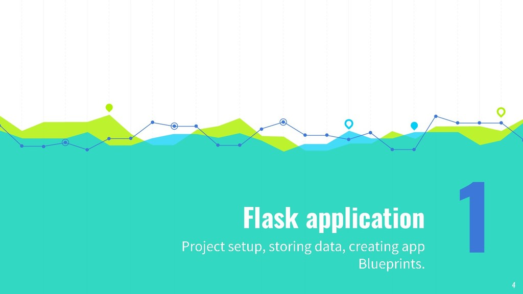 Flask application 1 4